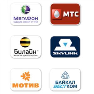 Операторы сотовой связи Чернышковского