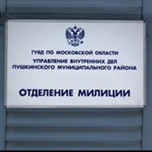 Отделения полиции Чернышковского