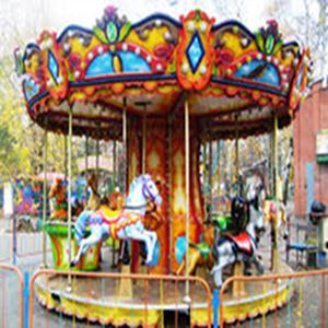 Парки культуры и отдыха Чернышковского
