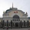 Железнодорожные вокзалы в Чернышковском