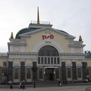 Железнодорожные вокзалы Чернышковского